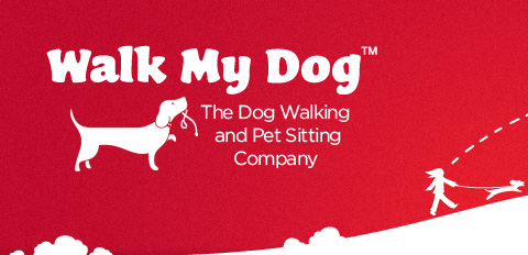 Walk My Dog Logo