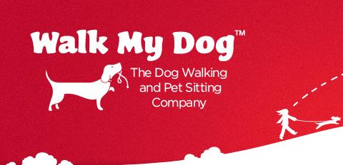 Walk My Dog Logo